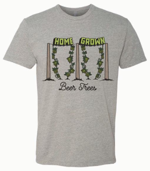 Home Grown Hops Shirt